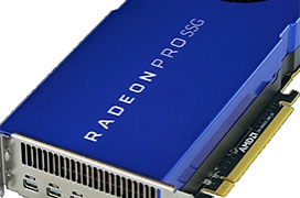 AMD presenta las nuevas Radeon Pro WX 9100 y Radeon Pro SSG