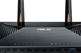 El nuevo router ASUS BRT-AC828 incorpora almacenamiento M.2