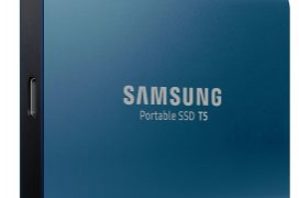 Los nuevos Samsung T5 continúan una saga de excelentes unidades externas SSD