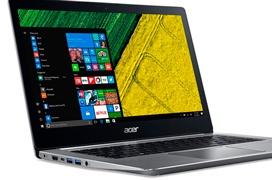 El ACER Swift 3 es el primer portátil con Coffee Lake y la GTX MX150