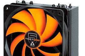 Disipador  de CPU semi-pasivo Arctic Freezer 33 Penta