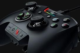Razer Wolverine Ultimate, un gamepad avanzado para PC y Xbox One