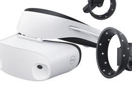 Dell abraza la plataforma Mixed Reality de Microsoft con sus gafas Visor