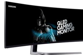 Samsung lanza el primer monitor gaming HDR QLED del mundo