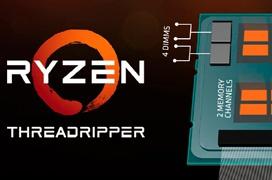 AMD completa la familia de procesadores RYZEN Threadripper con el 1900X de 8 núcleos y 16 hilos