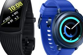 Gear Sport y Gear Fit Pro, así son los nuevos wearables de Samsung