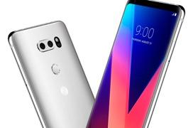 El LG V30 incluye la cámara con mayor apertura del mundo en un smartphone