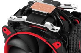 Arctic estrena sus nuevos ventiladores BioniX en el disipadorFreezer 33 eSports Edition