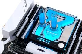 EK anuncia su monobloque de RL para placas ASUS PRIME/TUF X299