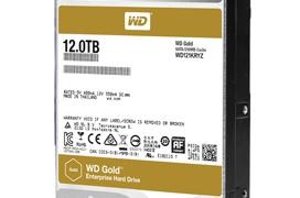 La gama de discos WD Gold para empresas alcanza los 12 TB