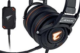 Gigabyte sustituye el neodimio por berilio en sus auriculares gaming AORUS H5