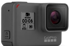 Se filtran las próximas GoPro Hero 6