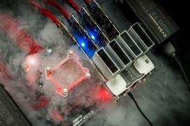 Nuevo record mundial de 3DMark con un Core i9 7980XE y placa EVGA