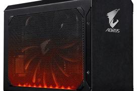 Aorus GTX 1080 Gaming Box, la gráfica externa de Gigabyte sube de nivel