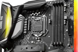 MSI anuncia su placa base Z370 Gaming Pro Carbon AC para Coffee Lake