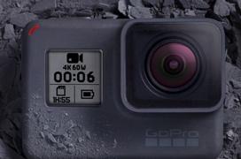 La GoPro Hero 6 añade grabación 4K a 60 FPS