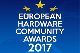 Estos son los ganadores de los European Hardware Community Awards 2017