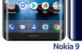 El Nokia 9 tendrá pantalla curva