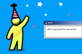 AIM Messenger dirá adiós en diciembre tras 20 años de servicio
