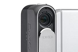 DxO prepara una cámara externa para smartphones