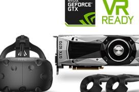 HTC crea un pack con las Vive, el Fallout 4 VR y una GTX 1070