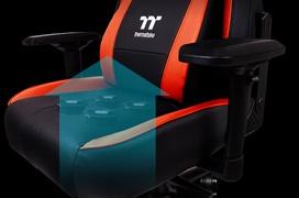Thermaltake quiere que tengas el culo fresco con su última silla gaming