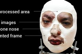 Afirman haber hackeado el reconocimiento facial del iPhone X con una máscara impresa en 3D