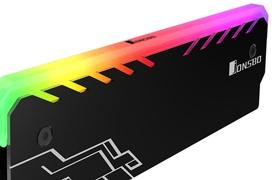 Si tus memorias RAM no tienen RGB Jonsbo te ayuda con estos disipadores