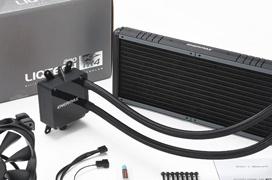 Enermax añade un radiador de 280mm a su refrigeración líquida Liqtech TR4 para Threadripper