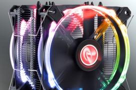Raijintek Leto Pro, disipador de gran formato con RGB