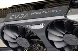 EVGA anuncia su GTX 1070 Ti FTW Ultra Silent