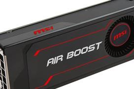 MSI Radeon RX Vega 64 Air Boost con overclock de serie