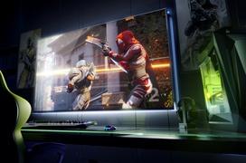 NVIDIA quiere que juegues a lo grande con su programa de pantallas de gran formato