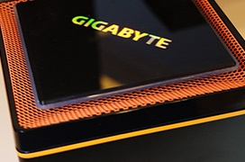 Gigabyte prepara el nuevo Brix VR con GTX 1060 integrada
