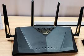 WiFi 802.11ax  de 6.000 Mbps en el nuevo router ASUS RT-AX88U