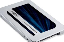 SSD Crucial MX500 de 2 TB por tan solo 279,99 Euros