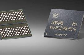 Samsung ya fabrica los primeros chips de memoria GDDR6 de 16 Gb