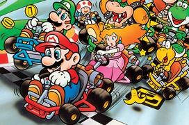 Nintendo prepara Mario Kart para smartphones