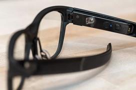 Con estas gafas inteligentes de Intel no parecerás un cyborg del futuro