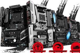 Las placas AM4 de MSI ya soportan APUS Raven Ridge de AMD