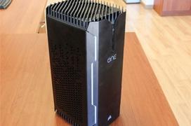 Corsair actualiza su One PRO con los nuevos i7-8700K