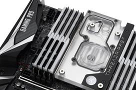 Las placas X399 de MSI también reciben su monobloque EK de refrigeración líquida