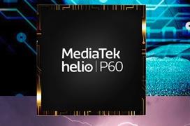 Mediatek anuncia su SoC Helio P60 con 8 núcleos y procesador de inteligencia artificial