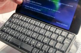 La Gemini PDA recibe soporte para Sailfish OS