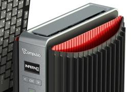 Airtop2 Inferno, un ordenador sin ningún ventilador que esconde una GTX 1080