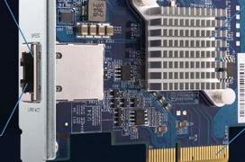 QNAP anuncia una tarjeta 10GbE por 130 Dólares