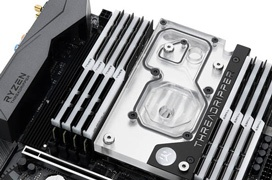 EK anuncia un monobloque de RL para las placas ASRock X399