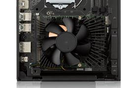 ASRock desvela un mini PC con procesadores y gráficas de gama alta