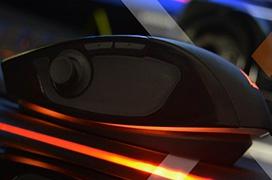 La propuesta de Lexip es un ratón con dos joysticks