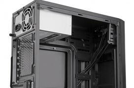 La serie de semi-torres NOX LITE integran su propia fuente de alimentación